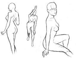 studying the human figure on behance