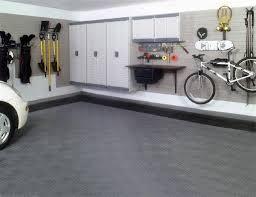 gray color with black border line carpet tiles for car garage
