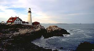 Cape Elizabeth Lights Portland Head Lighthouse