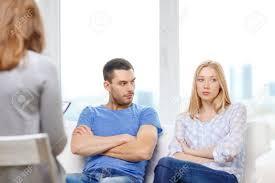 famille bureau amour famille phychology et des problèmes relationnels concept