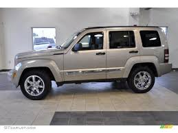 2011 jeep liberty limited 2011 light sandstone metallic jeep liberty limited 42440233