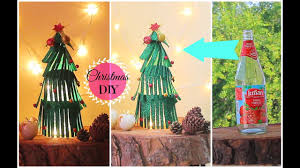 home decoration materials quick and easy christmas decoration ideas using waste materials diy