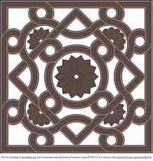 free architectural ornament vector