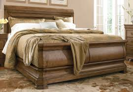 mauritane sleigh bed u0026 reviews joss u0026 main