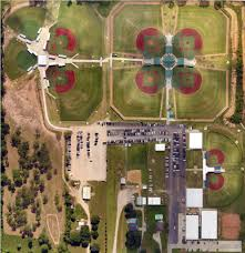 Baseball Usa Houston Field Map by Premier Baseball Of Texas Sports Complex