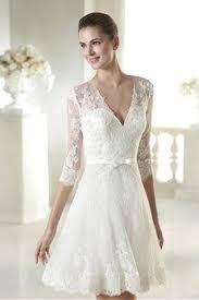 robe de mariã e courte pas cher robe de mariage courte le mariage
