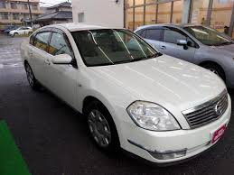 nissan teana 2005 2008 nissan teana 230jk navi collection used car for sale at