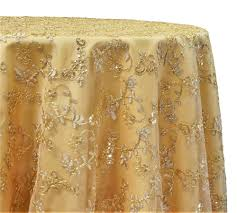 gold polka dot table cover wholesale tablecloths and table overlays for weddings