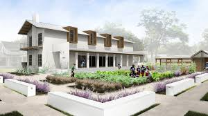 the emeril lagasse foundation kitchen house u0026 culinary garden is