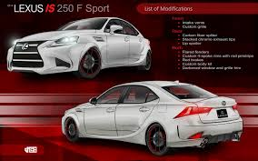 lexus is 250 custom lexus is 250 f sport by jacoury on deviantart