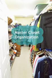 sylvan park life organizing the master closet
