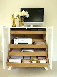 Printer Storage Cabinet Printer Cabinet With Storage Printer Storage Cabinet Storage