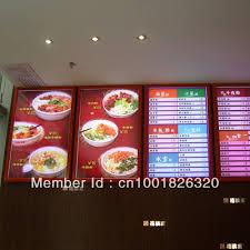 restaurants with light menus restaurant light box google search lightbox pinterest