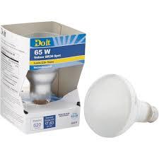 br30 spot light bulbs buy do it br30 reflector spotlight light bulb