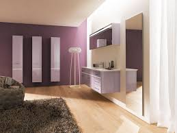 excellent modern purple bathroom ideas with nice rugs laredoreads