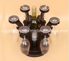 bar table with wine rack china novalty wood wine rack display cheap price bar furniture wine