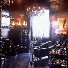 Gothic Interior Design by Music Memorabilia Gothic Decor Meg Matthews U0027 Home Is As Rock U0027n