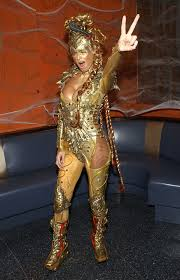 Metal Halloween Costumes Heidi Klum U0027s 13 Halloween Costumes Photos