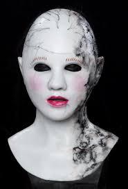 dollface silicone mask cfx