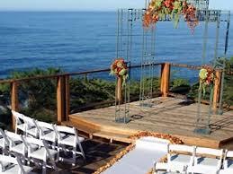 monterey wedding venues hyatt highlands monterey wedding location rehearsal