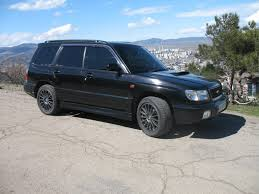 modded subaru forester 280184 1999 subaru forester specs photos modification info at