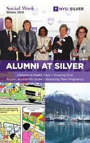 Currents Winter 2015 By Boston Of Social Work Nyu Silver Winter 2016 Newsletter By Nyu Silver Of Social
