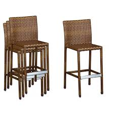 quality furniture gives descent look to your home rattan bar