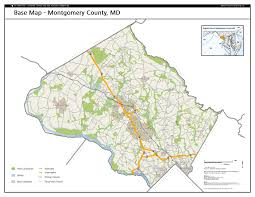 Zoning Map Dc Map Library Montgomery Planning
