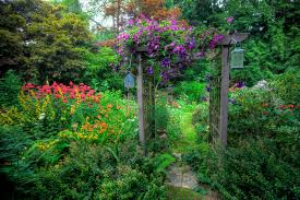 what is a garden arbor used for