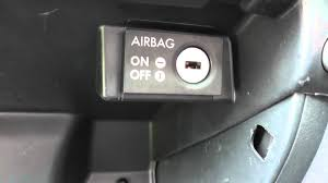 seat ibiza front passenger airbag turn off for child baby seat