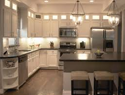 brown and white kitchen cabinets traditional kitchen traditional kitchen room light brown flooring