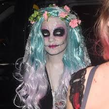 singer lilly allen jonathan ross u0027s star studded halloween fancy