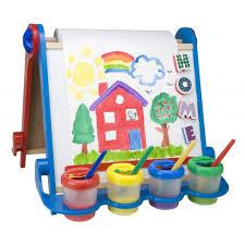 best art easel for kids alex toys artist studio magnetic tabletop easel wood alexbrands com