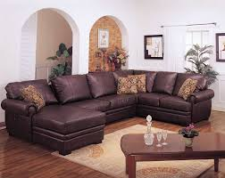 Leather Sectional Sofa Bed Leather Sectional Sofas With Recliners U2013 Coredesign Interiors