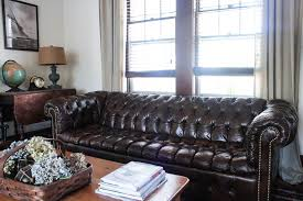 my chesterfield sofa finding silver pennies