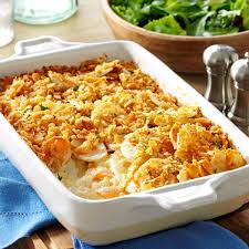 thanksgiving scalloped potatoes dijon scalloped potatoes recipe taste of home