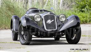 Alfa Romeo 6c Price 1955 Alfa Romeo 1900c Ss Zagato Vs 1929 Alfa Romeo 6c Ss Spider