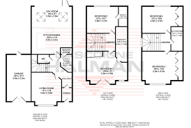 Trafford Centre Floor Plan Northenden Road Sale 4 Bed Semi Detached House 540 000