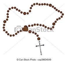 catholic rosary the rosary catholic rosary with a silver cross eps