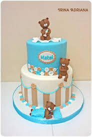 teddy bear cake cake by irina adriana cakesdecor