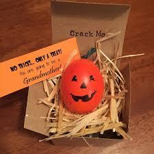 halloween pregnancy announcement ideas popsugar moms