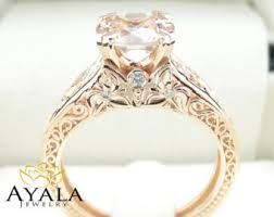 antique gold engagement rings gold engagement rings vintage wedding promise