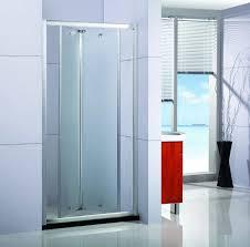 crl hydroslide bi fold sliding shower doors