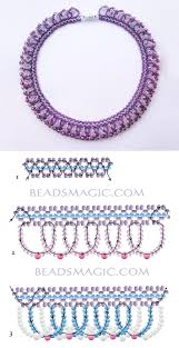 free pattern for necklace ireland seed beads 10 0 u2013 11 0 seed