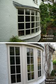 blog grosvenor windows a recently completed installation of residence 9 windows showing before and after shots customer required a very traditional looking window with a wood