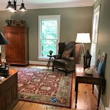benjamin moore nantucket gray a green paint colour home office