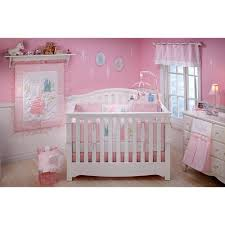 Mickey And Minnie Crib Bedding Disney Baby Princess Dreams Come True 4 Crib Bedding Set