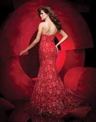 stunning red lace mermaid prom dresses elite wedding looks