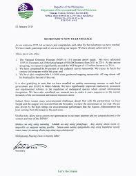 secretary u0027s new year message