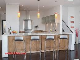 bar pour cuisine ouverte cuisine ouverte avec ilot bar pour idees de deco de cuisine